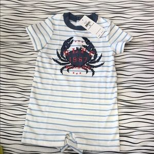 Ralph Lauren baby outfit size 9 month * NWT*